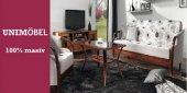 Unimobel: konferenčné stolíky 100% masív