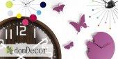 Dizajnové nástenné hodiny