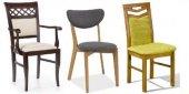 Stoličky Drevené