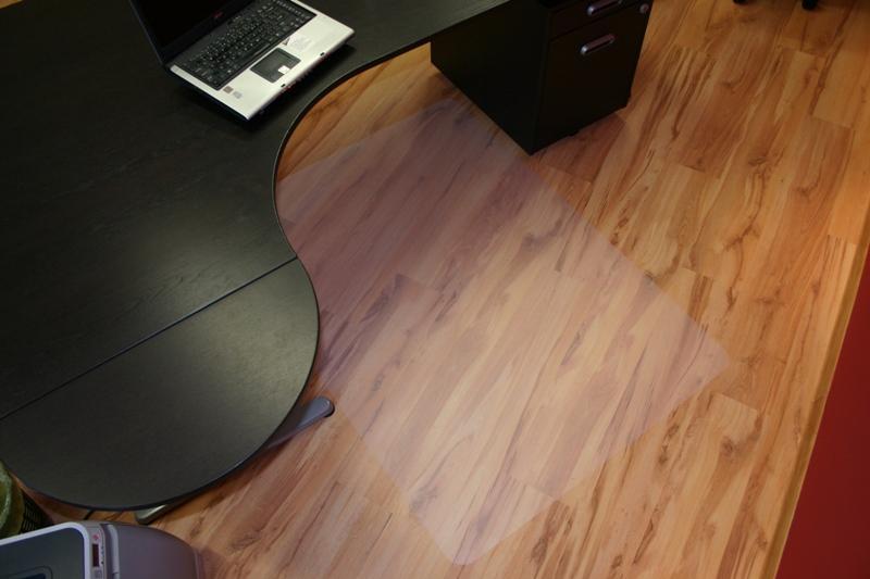 SV Kolekcia PODLOŽKA pod kancelárske stoličky 80x100cm